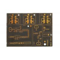 Buy cheap High Frequency Rogers PCB four Layer RF Rogers5880 Antenna Board from wholesalers