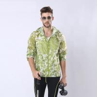 Custom New Version Man Sunproof Chinlon Skin Clothes