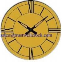 master slave clock system,time system,clock system,tower clock project,gardenclock -GOOD CLOCK (YANTAI)TRUST-WELL CO Ltd for sale