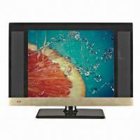Quality 15-inch LCD TV, Supports USB, HDMI and VGA for sale