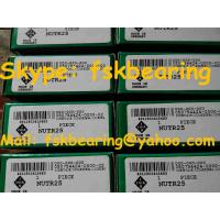 Quality Sealed NUTR25 Axial Direction Truck Roller Bearings for Heavy Duty Machine for sale