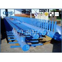 Quality High Efficient Seamless Boiler Header Manifold For Heat Exchange Boiler for sale