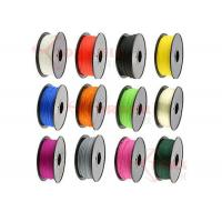 Buy ABS 3D Printer Plastic Filament 1.75mm 3mm Good Toughness at wholesale prices
