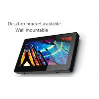 Quality Multi Touch Capacitive Screen Android Tablet Temperature Sensor No Battery Design For Hotel for sale