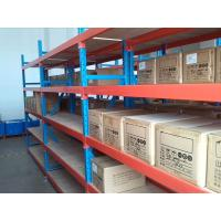 Quality Detachable Carton Medium Duty  Racking Cold Roll Steel Q235 B  For Cold Storage for sale