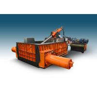 Buy cheap 250 Tons Double Main Cylinder Power 60kw Scrap Metal Press machine from wholesalers