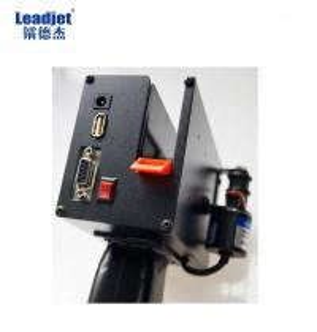China Durable Handheld Inkjet Printer / Logo Printing Machine Print Height 12.7 Mm on sale