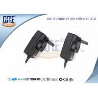 Quality UK Plug 12v Power Adapter Black Switching Power Adaptor 400mA max Input current for sale