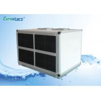 Quality Horizontal / Vertical Cabinet Commercial Air Handling Unit Low Noise for sale