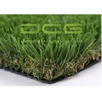 Quality Straight Cut Luxury Artificial Grass Landscaping 16800 Density For Home Yard for sale