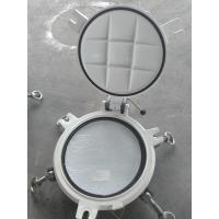 Quality Fixed Model Portlights Marine Windows Marine Ships Scuttle Window With Storm Cover for sale