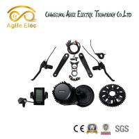 Buy cheap 500W bafang Mid Drive Electric Bicycle Motor Kit With Hailong Type Battery from wholesalers