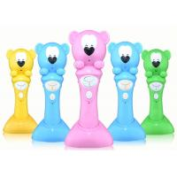 Quality Educational Colorful Bear Kids Talking Pen available for preschool children for sale