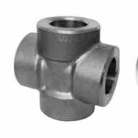 China Carbon Steel Forged ASTM A105 Socket Weld Pipe Fittings on sale