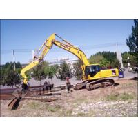 Buy cheap KATO Excavator HD820 Vibratory Pile Hammer Lower Noise Easy Operation from wholesalers