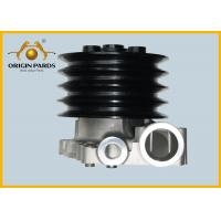 Buy cheap Aluminum Case Water Pump 8976027810 With 4 Belts Pully For 6HK1 FVR from wholesalers