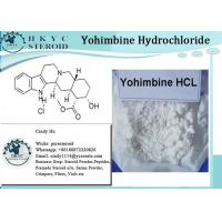 Buy cheap Steroids White Powder Yohimbine Hydrochloride For Sex Protein Supplements from wholesalers