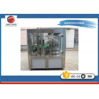Quality Soft Drink Beer Can Filling Machine High Speed 5.6kw 8000 - 9000CPH Stainless Steel for sale