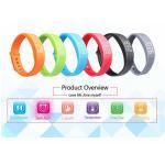 Quality No screen band Waterproof Bluetooth bracelet smart watch , Smart Bracelet Woman for sale