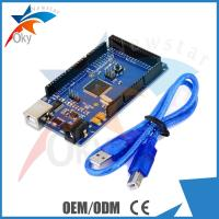 China Mega 1280 Development Board For Arduino ATmega1280 - 16AU Controller Board on sale