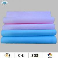 China Nylon Microfiber Spunlace Non Woven Polyester Fabric In Curtains And Blind Window on sale