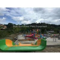 Malaysia 3000 m2 Aqua Park Design With  Water Playground for sale