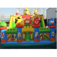 Quality kids inflatable castle  with warranty 24months from GREAT TOYS LTD for sale