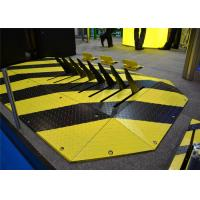 Quality Full Automatic Retractable Security Tyre Killer Access Control System With Spikes for sale