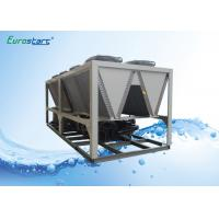 Buy High Efficiency Commercial Water Chiller with Air Cooling Mode Charged R134A Coolant at wholesale prices