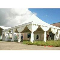 China High Reinforced Aluminum Garden Wedding Tent 3m X 3m - 10m X 10m For Trade Shows for sale
