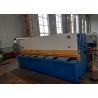 Buy cheap High Precision 25X2500 CNC Hydraulic Shearing Machine / Iron Sheet Cutter from wholesalers
