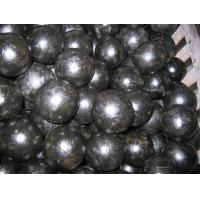 Quality High Chromium Cast Steel Ball With Cylpebs HRC58-65 DF016 Ball Mill Balls for sale