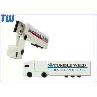 Buy cheap Mini Plastic 2D Truck 1GB USB Disk Transportation Company Storage Device from wholesalers