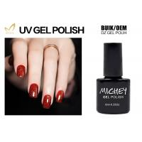 Buy cheap OEM / ODM Service Nail Art Beauty Salon High End UV Gel Polish from wholesalers