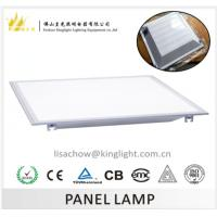 Quality led fixture square panel light 60x60 for sale