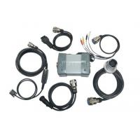 China Mercedes Benz Truck Diagnostic Scanner Mercedes Star Diagnosis Tool on sale
