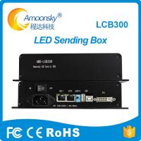 China LCB300 sending box with colorlight S2 sending card inbuilt Meanwell power for event planning led video module dispaly on sale