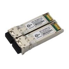 Cisco Compatible 10Gb/s SFP+ WDM Bidi LC 60km 1330/1270nm SM Single LC optical transceiver module for sale