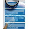 Tamper evident holographic label / Security Hologram VOID sticker,Antifake Logo Printing Peel Off Void Sticker, Warranty for sale