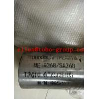 Quality Super Duplex Welded Pipe ASTM A790 S31803 S32304 S32750 S32760 S31500 , 6MO for sale