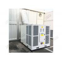 Industrial Duct Mobile Aircon For Tent , 25HP HVAC Tent Air Conditioner for sale