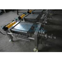 Quality Stainless Steel Plate and Frame Filter Press Machine for sale