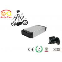 Quality 750W BBS02 Bafang Mid Drive Electric Bicycle Motor Kit With Lithium Battery for sale