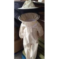 Quality Beekeeping Protective Clothing Kids Bee Suit With Round Veil for sale