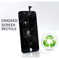 Quality LG G2/3 LCD Buyback , Original Recycle service Broken LCD Screen for sale