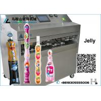 Quality Bagged Jelly | Ice Pop | Honey Filling and Sealing Machine for Pre-Shaped Bag | Sachet for sale
