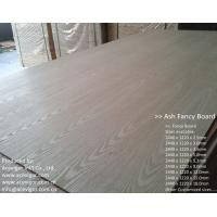 Quality Ash Fancy Plywood 1220 x 2440mm for sale