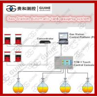 China Guihe manufacturer petrol station equipment machine automatic tank gauging fuel tank level sensor with mangnetic probe on sale