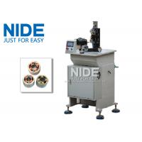 Quality Small Inslot Needle Winding Machine for BLDC Coil , Wire Range 0.10 - 0.65mm for sale