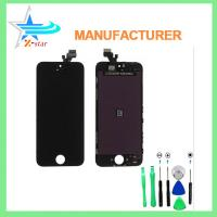 Buy cheap Original Black iPhone LCD Screen Replacement for iPhone 5 Plus from wholesalers